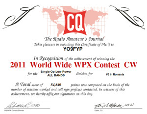 wpx 2011 cw
